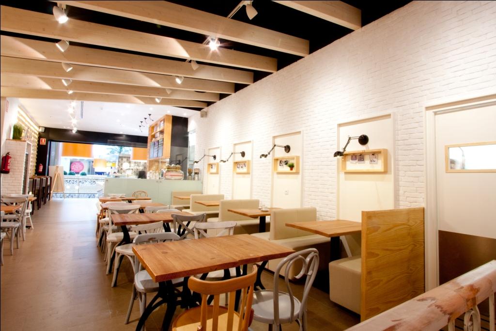 La piadina riminese c c marineda city oscar santom - Disenos para restaurantes ...