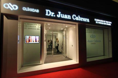 oss diseño- clinica cabrera madrid fachada