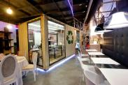 diseño e interiorismo-oscar santome contenedor puerto reciclado como oficina-diseño showroom coruña