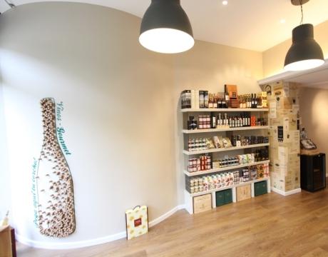 enoteca gran reserva-a coruña- oss diseño-oscar santome-diseño de enoteca-proyecto tienda de vinos4