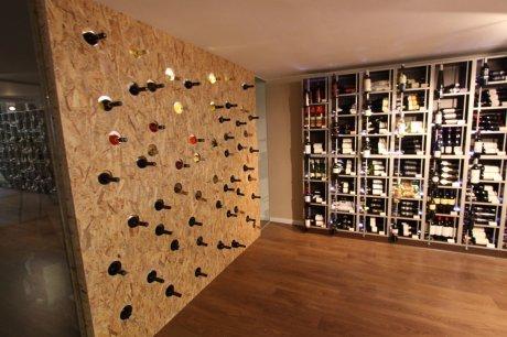 enoteca gran reserva-a coruña- oss diseño-oscar santome-diseño de enoteca-proyecto tienda de vinos