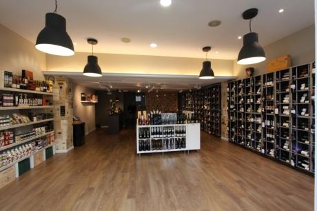 enoteca gran reserva-a coruña- oss diseño-oscar santome-diseño de enoteca-proyecto tienda de vinos2