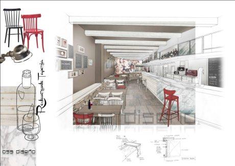 diseño-oss diseño-decoracion-oscar santome_anteproyecto de taperia en a coruña