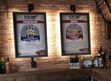 detalle banners tio xan=oscar santome diseño oss diseño=a coruña=grill and beer=josper