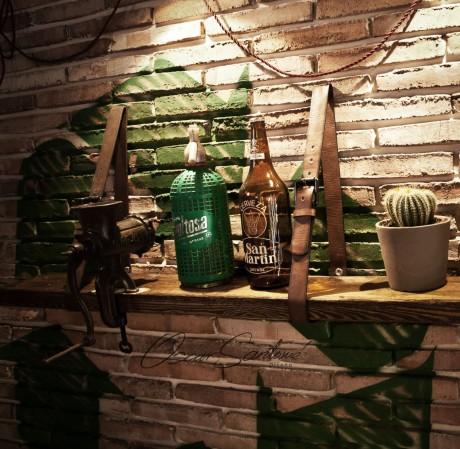 detalle tio xan=oscar santome diseño oss diseño=a coruña=grill and beer=josper