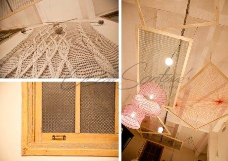 Oscar Santome Diseño- Diseño de tienda de lanas-Detalles especiales-Proyecto de interiorismo en edificio protegido ecléctico