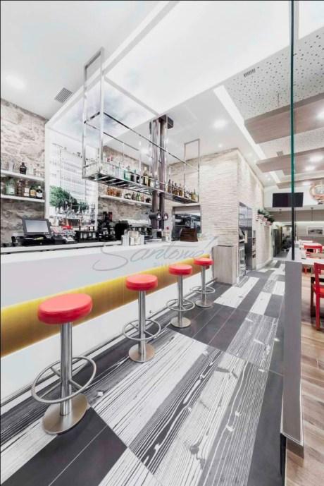 oscar santome diseño-interiorista contract-2 cafeteria restaurante gasthof la marina- a coruña- diseño y decoracion-especalista hosteleria