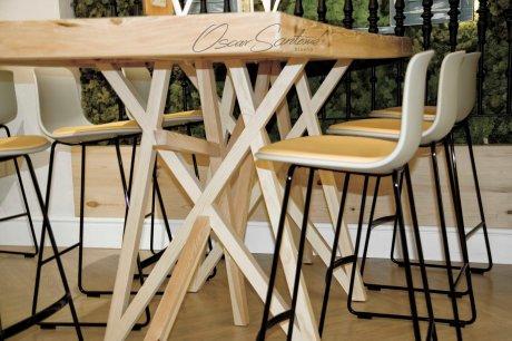 la piadina riminese juana de vega-a coruña-oscar santome diseño- interiorista contract-detalle diseño de mesa