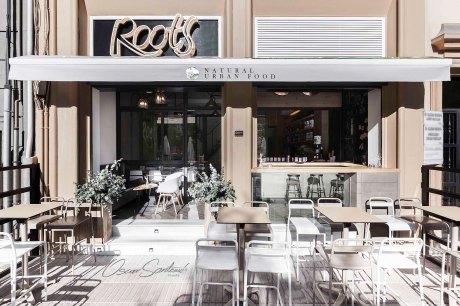 restaurante Roots_oscarsantome_diseño_contract_interiorista_coruña_diseñador_fachada exterior