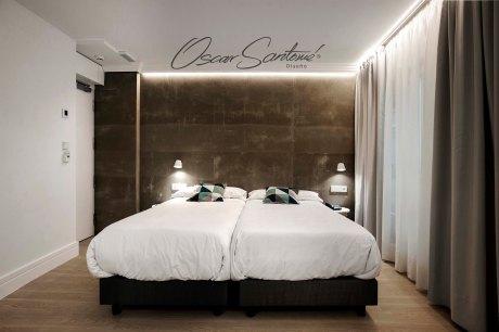 Diseño e Interiorismo Contract_Hotel Mar del Plata Coruña_Oscar Santomé Diseño_Diseño de habitacion hotel 07