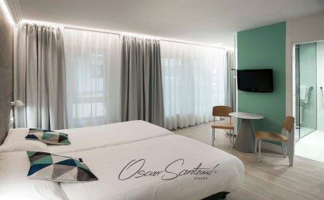Diseño e Interiorismo Contract_Hotel Mar del Plata Coruña_Oscar Santomé Diseño_Diseño de habitacion hotel 08